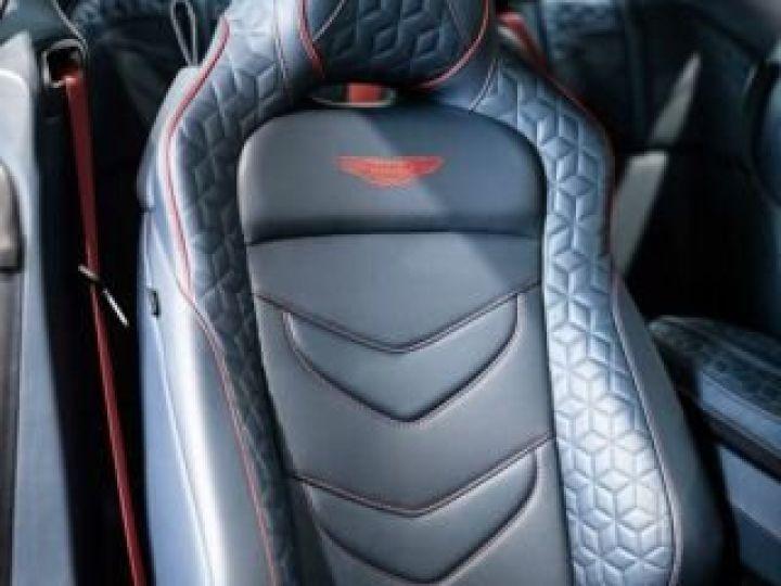 Aston Martin DBS SU'PERLEGGERA # RED DIVINE # BODYPACK CARBON Red Divine métsl - 3