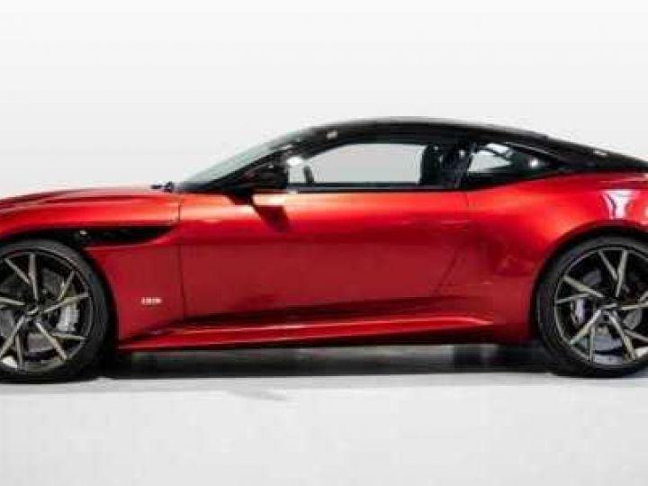 Aston Martin DBS SU'PERLEGGERA # RED DIVINE # BODYPACK CARBON Red Divine métsl - 5