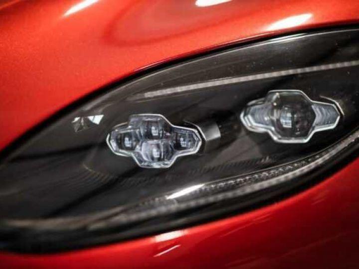 Aston Martin DBS SU'PERLEGGERA # RED DIVINE # BODYPACK CARBON Red Divine métsl - 9