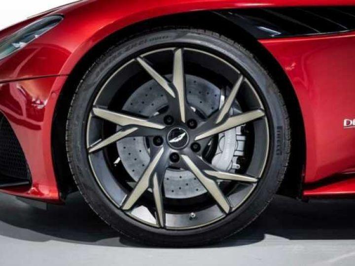Aston Martin DBS SU'PERLEGGERA # RED DIVINE # BODYPACK CARBON Red Divine métsl - 12