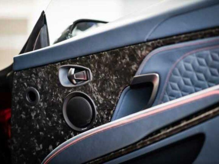 Aston Martin DBS SU'PERLEGGERA # RED DIVINE # BODYPACK CARBON Red Divine métsl - 14