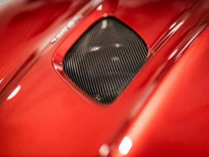 Aston Martin DBS SU'PERLEGGERA # RED DIVINE # BODYPACK CARBON Red Divine métsl - 15