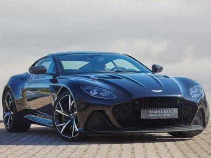 Aston Martin DBS SUPERLEGGERA Onyx Black - 1