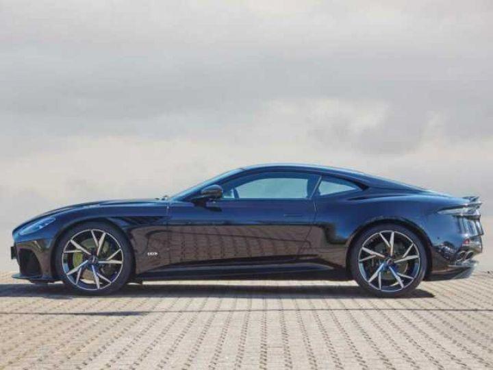 Aston Martin DBS SUPERLEGGERA Onyx Black - 3