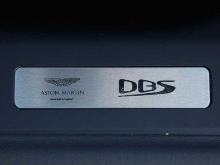 Aston Martin DBS SUPERLEGGERA Onyx Black - 18