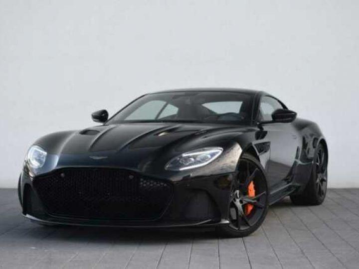 Aston Martin DBS SUPERLEGGERA  Jet Black - 2