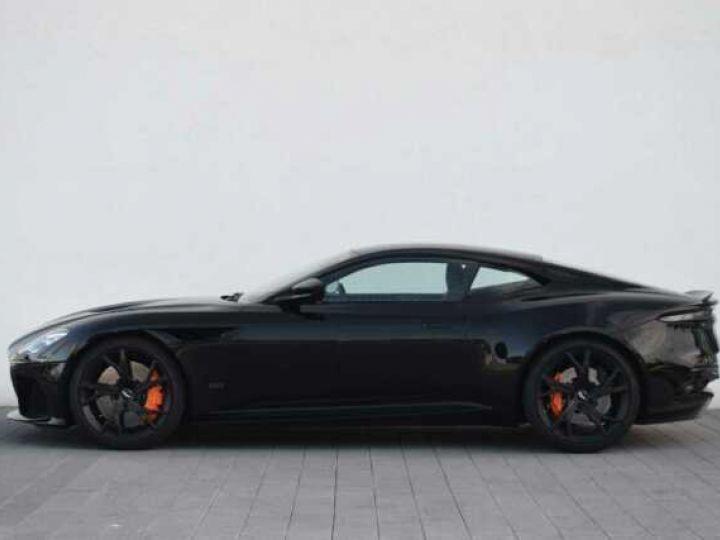 Aston Martin DBS SUPERLEGGERA  Jet Black - 7
