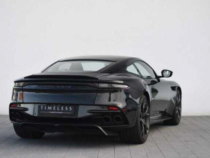 Aston Martin DBS SUPERLEGGERA  Jet Black - 9