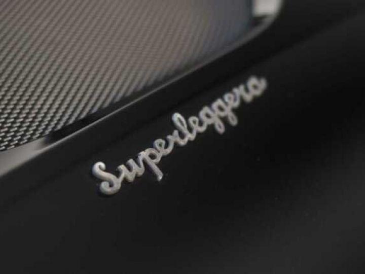 Aston Martin DBS SUPERLEGGERA  Jet Black - 11