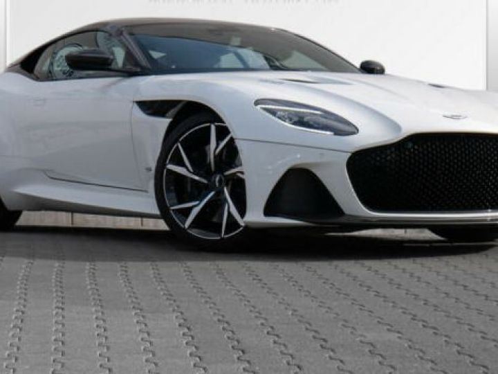Aston Martin DBS SUPERLEGGERA Stratus Shite  - 1