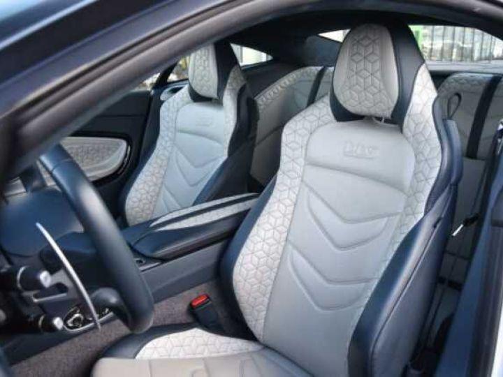 Aston Martin DBS SUPERLEGGERA#Cuir Blanc Argento métal Dynamic Futurist White Stone métal - 5