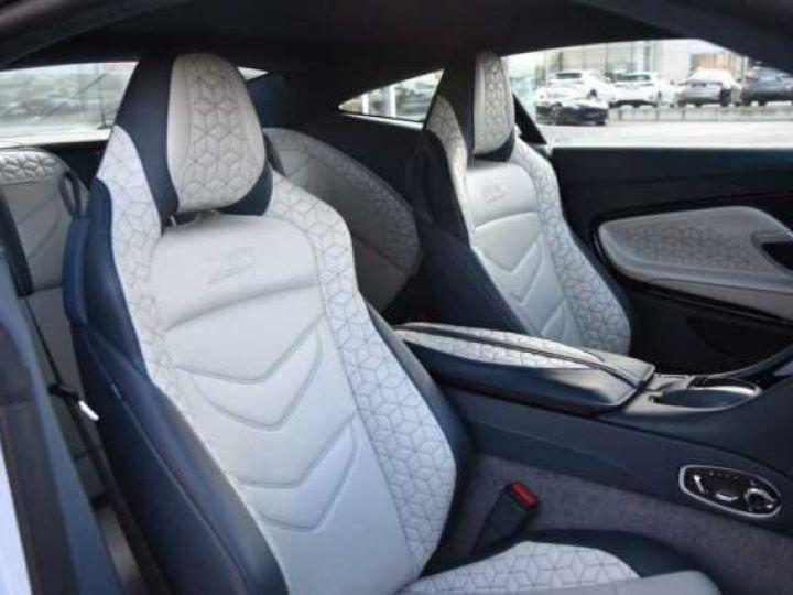 Aston Martin DBS SUPERLEGGERA#Cuir Blanc Argento métal Dynamic Futurist White Stone métal - 13