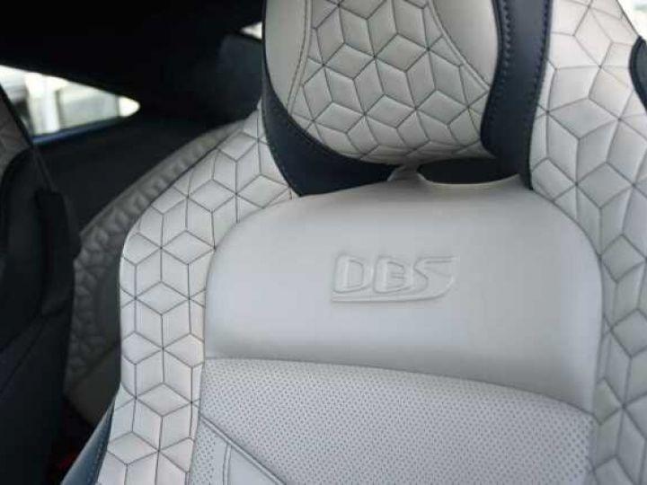 Aston Martin DBS SUPERLEGGERA#Cuir Blanc Argento métal Dynamic Futurist White Stone métal - 15