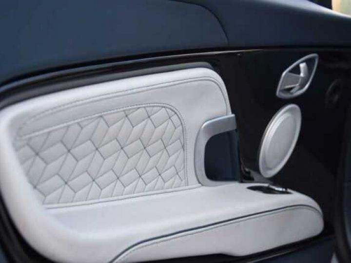 Aston Martin DBS SUPERLEGGERA#Cuir Blanc Argento métal Dynamic Futurist White Stone métal - 17