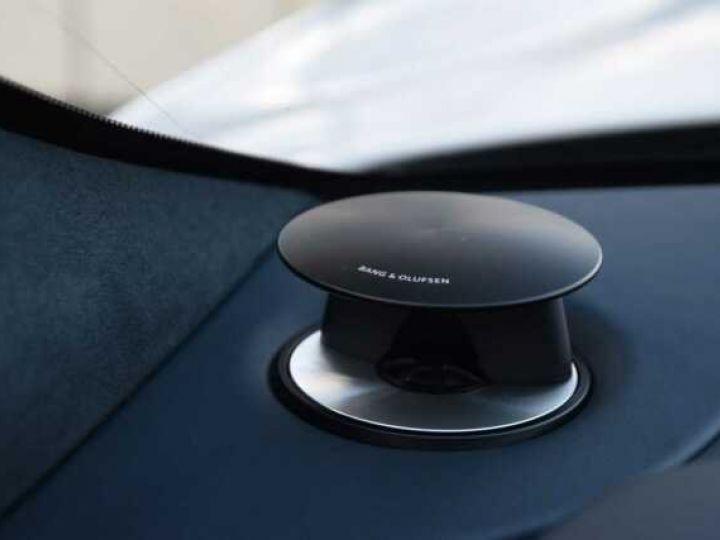 Aston Martin DBS SUPERLEGGERA#Cuir Blanc Argento métal Dynamic Futurist White Stone métal - 21