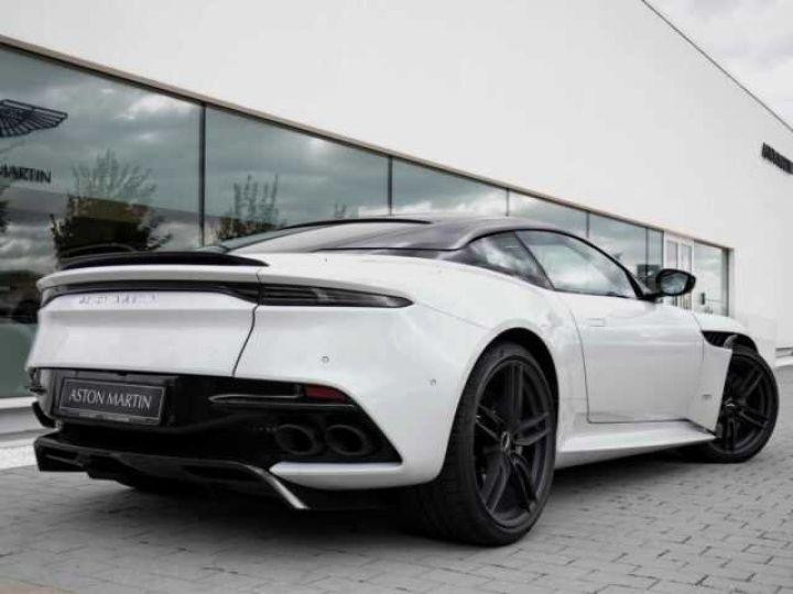 Aston Martin DBS SUPERLEGGERA#Cuir Blanc Argento métal Dynamic Futurist White Stone (AML SPECIAL) - 2