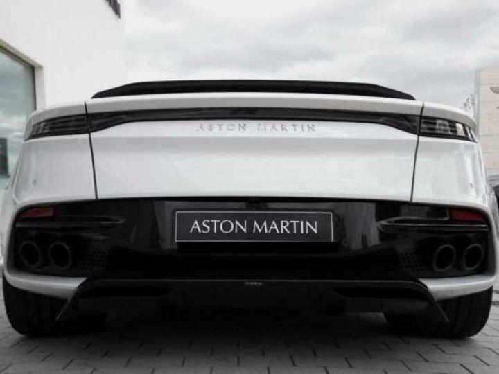 Aston Martin DBS SUPERLEGGERA#Cuir Blanc Argento métal Dynamic Futurist White Stone (AML SPECIAL) - 6