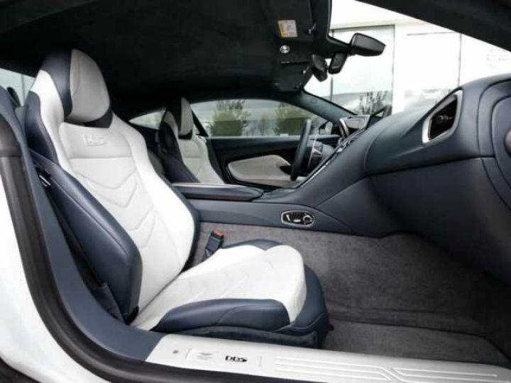 Aston Martin DBS SUPERLEGGERA#Cuir Blanc Argento métal Dynamic Futurist White Stone (AML SPECIAL) - 8