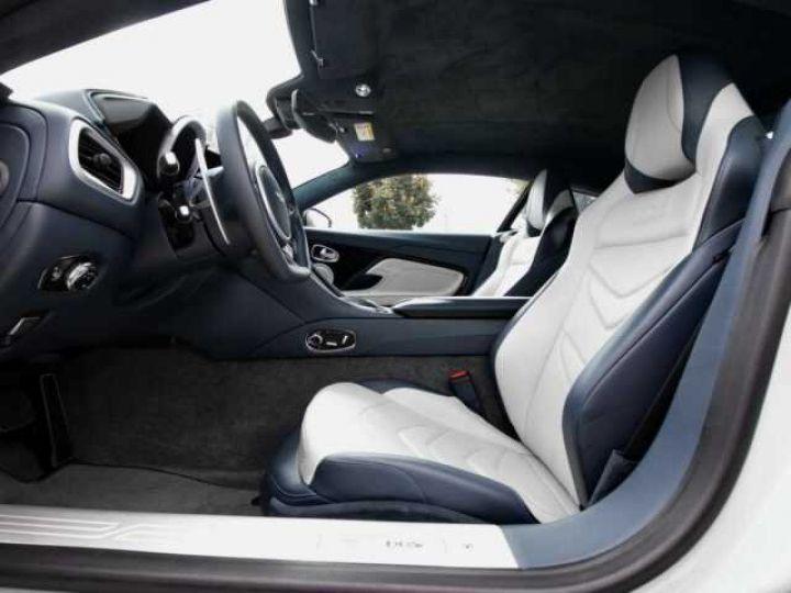 Aston Martin DBS SUPERLEGGERA#Cuir Blanc Argento métal Dynamic Futurist White Stone (AML SPECIAL) - 13