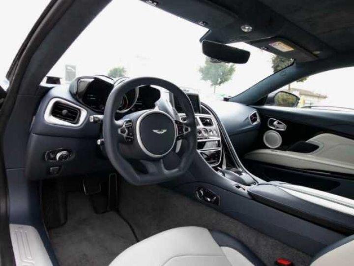 Aston Martin DBS SUPERLEGGERA#Cuir Blanc Argento métal Dynamic Futurist White Stone (AML SPECIAL) - 15