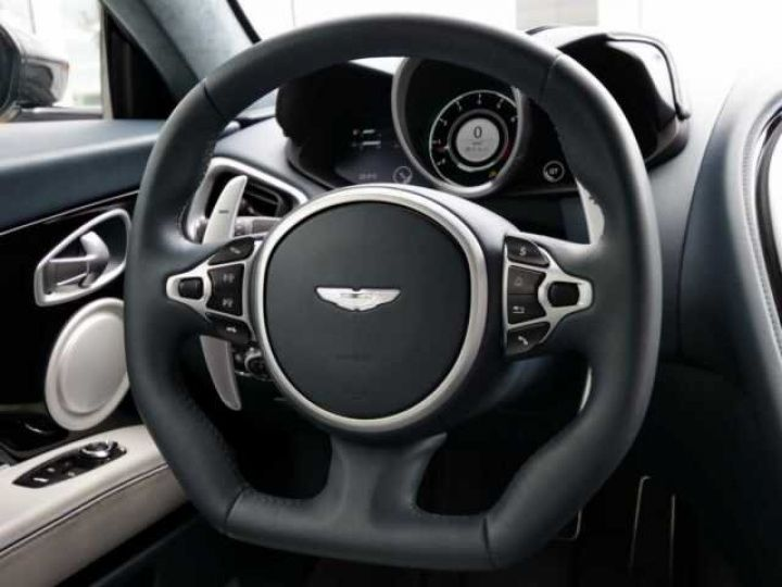 Aston Martin DBS SUPERLEGGERA#Cuir Blanc Argento métal Dynamic Futurist White Stone (AML SPECIAL) - 16