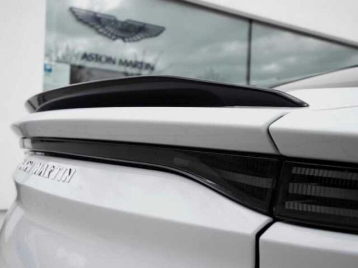 Aston Martin DBS SUPERLEGGERA#Cuir Blanc Argento métal Dynamic Futurist White Stone (AML SPECIAL) - 20