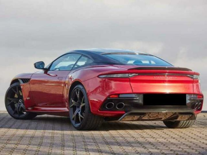 Aston Martin DBS SUPERLEGGERA # Hyper Red AML Special # Hyper Red AML Special - 2