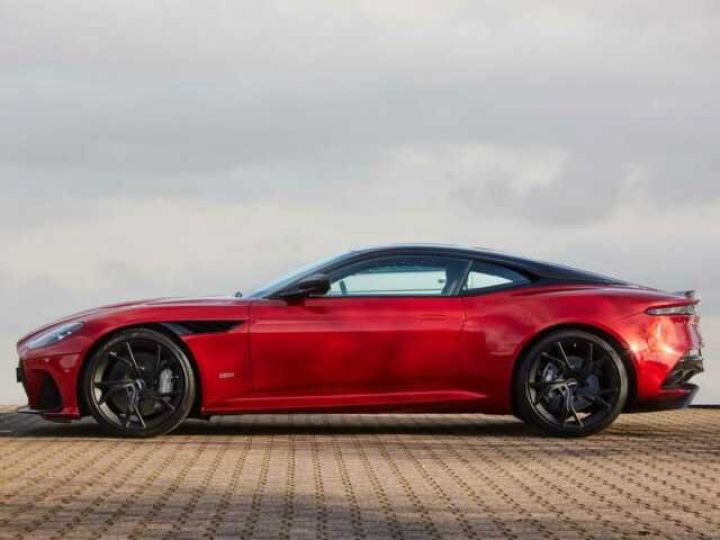 Aston Martin DBS SUPERLEGGERA # Hyper Red AML Special # Hyper Red AML Special - 3