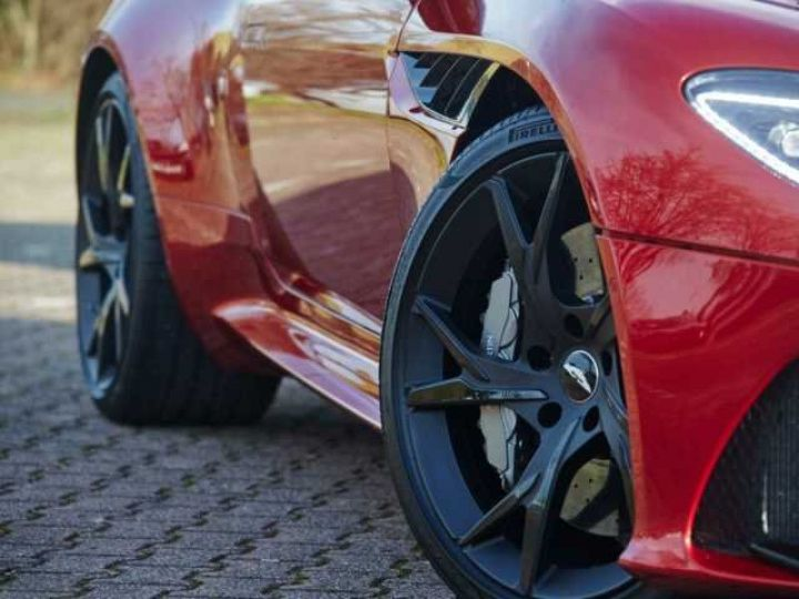 Aston Martin DBS SUPERLEGGERA # Hyper Red AML Special # Hyper Red AML Special - 5