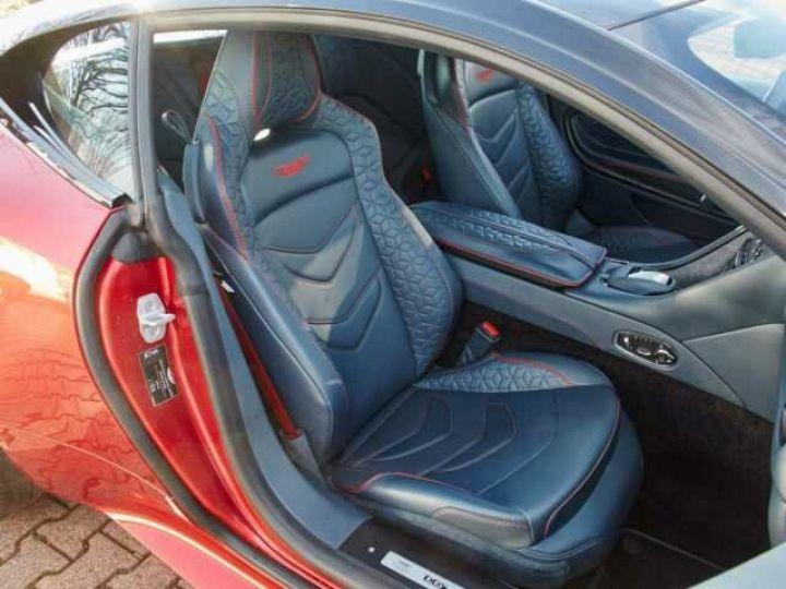 Aston Martin DBS SUPERLEGGERA # Hyper Red AML Special # Hyper Red AML Special - 8