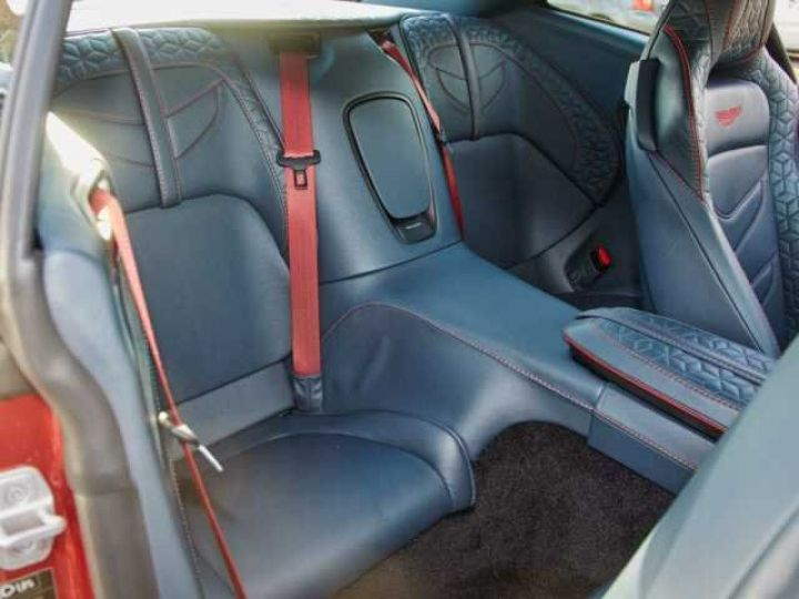 Aston Martin DBS SUPERLEGGERA # Hyper Red AML Special # Hyper Red AML Special - 10