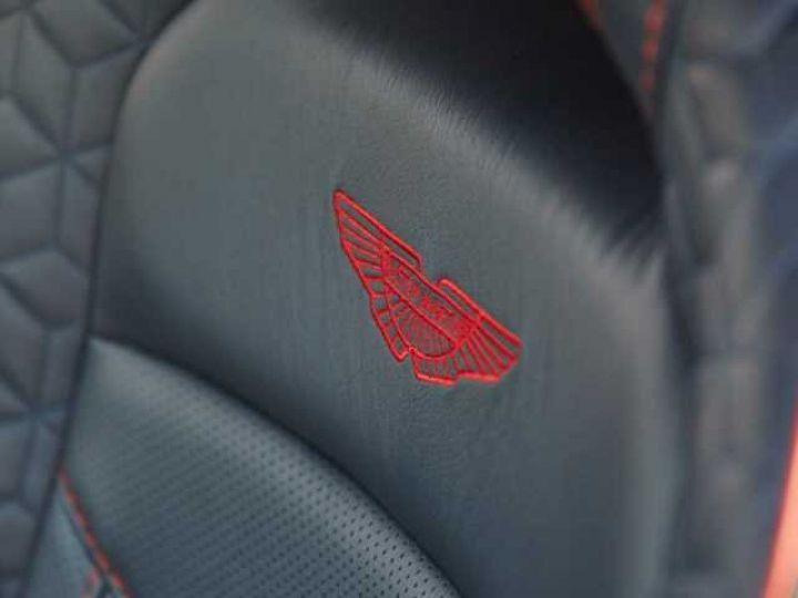 Aston Martin DBS SUPERLEGGERA # Hyper Red AML Special # Hyper Red AML Special - 11