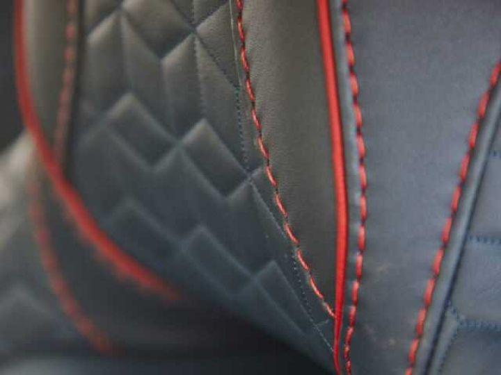 Aston Martin DBS SUPERLEGGERA # Hyper Red AML Special # Hyper Red AML Special - 12