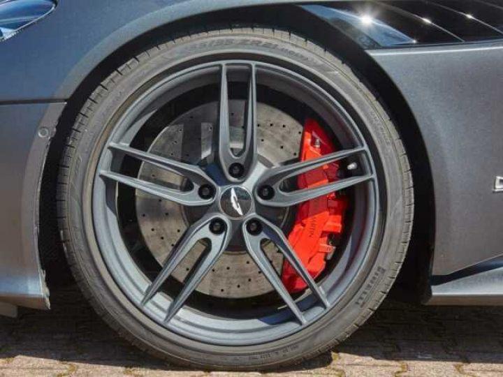 Aston Martin DBS SUPERLEGGERA #PEINTURE EXCLUSIVE Q Satin Xénon Grey (Q Satin) - 5