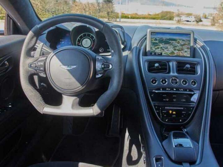 Aston Martin DBS SUPERLEGGERA #PEINTURE EXCLUSIVE Q Satin Xénon Grey (Q Satin) - 9