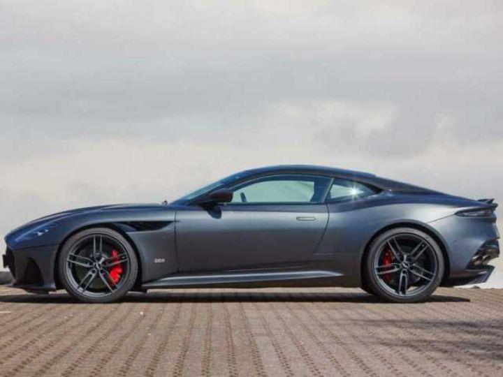 Aston Martin DBS SUPERLEGGERA #PEINTURE EXCLUSIVE Q Satin Xénon Grey (Q Satin) - 12