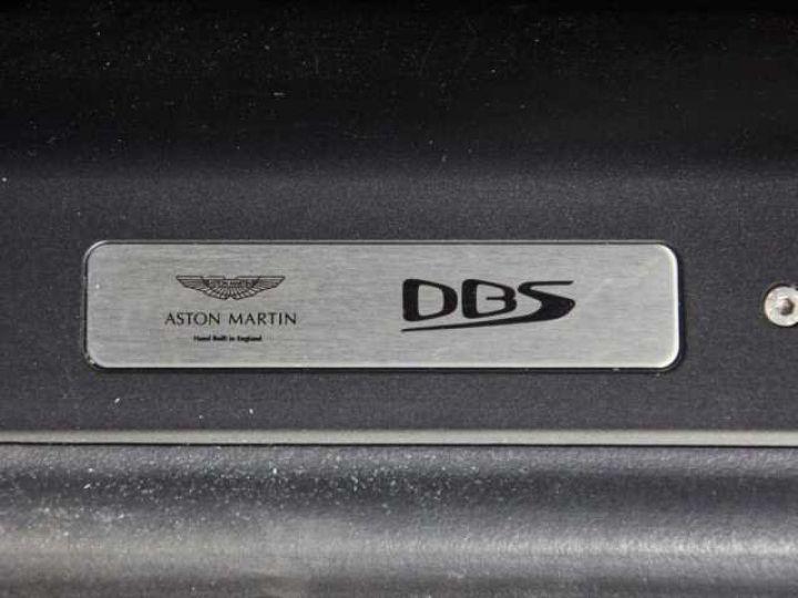 Aston Martin DBS SUPERLEGGERA #PEINTURE EXCLUSIVE Q Satin Xénon Grey (Q Satin) - 18