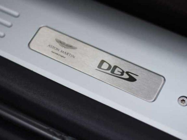 Aston Martin DBS SUPERLEGGERA VOLANTE# 725 CV Hammerhead Silver métal - 14