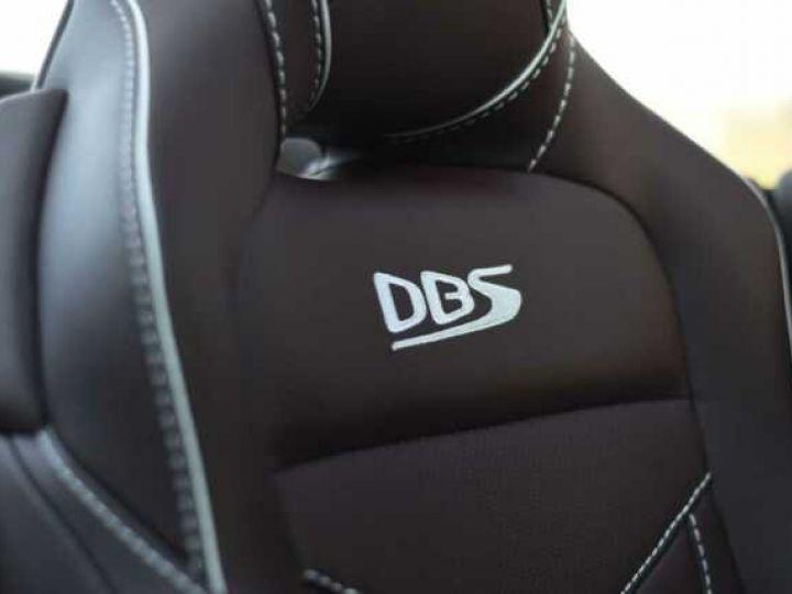Aston Martin DBS Volante #A Gentleman in a Racing Suit# 725 CV Hammerhead Silver métal - 16