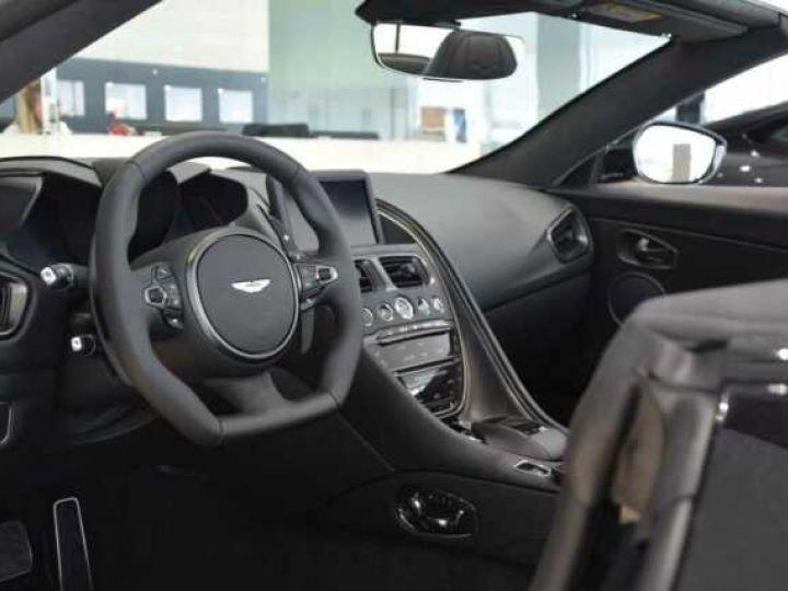 Aston Martin DBS Volante #Le cabriolet le plus puissant de Mister BOND#725CV Onyx Black - 8