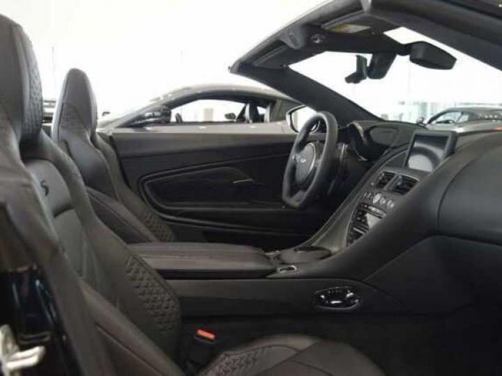 Aston Martin DBS Volante #Le cabriolet le plus puissant de Mister BOND#725CV Onyx Black - 10