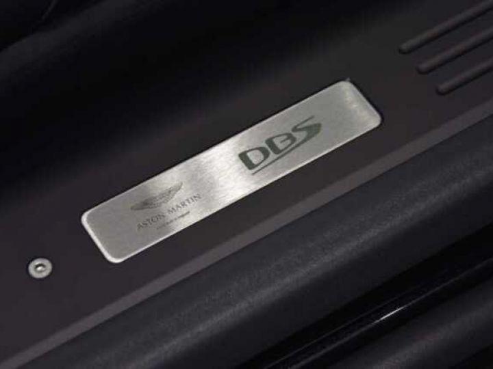 Aston Martin DBS Volante #Le cabriolet le plus puissant de Mister BOND#725CV Onyx Black - 16