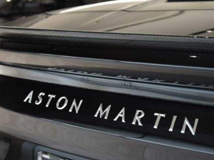 Aston Martin DBS Volante #Le cabriolet le plus puissant de Mister BOND#725CV Onyx Black - 17