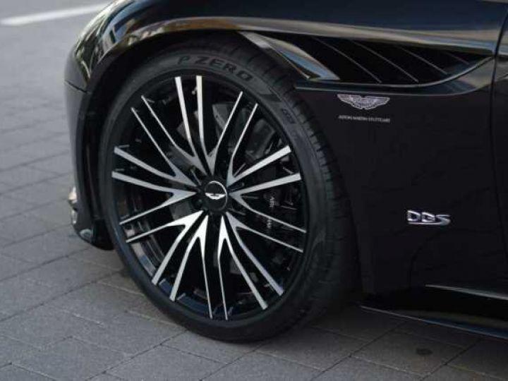 Aston Martin DBS Volante #Le cabriolet le plus puissant de Mister BOND#725CV Onyx Black - 18