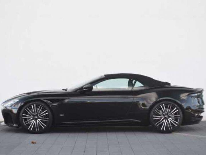 Aston Martin DBS Volante #Le cabriolet le plus puissant de Mister BOND#725CV Onyx Black - 21