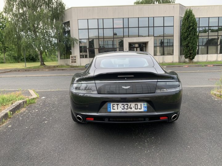 Aston Martin Rapide Gris anthracite  Occasion - 4