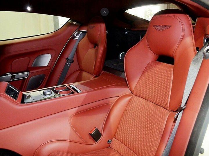 Aston Martin Rapide 5.9 477 V12 TOUCHTRONIC Blanc métal  nacré  - 10