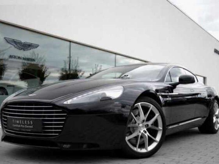 Aston Martin RAPIDE S Onyx Black métal - 1
