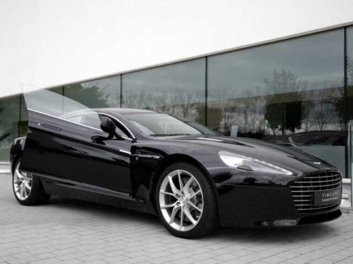 Aston Martin RAPIDE S Onyx Black métal - 3