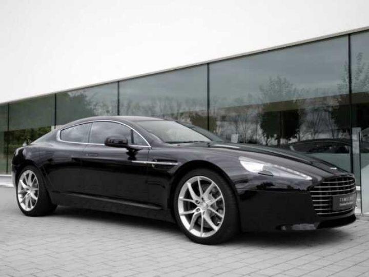 Aston Martin RAPIDE S Onyx Black métal - 4